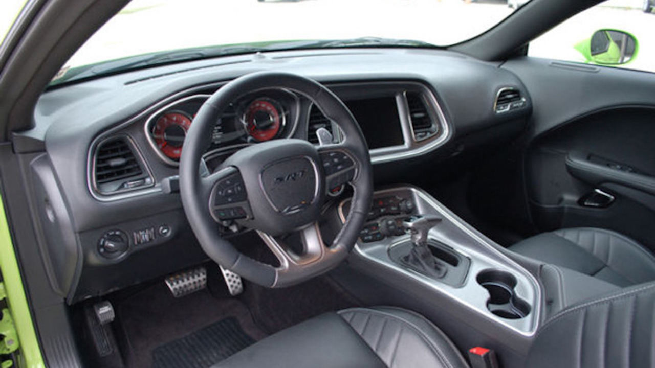 Gas Monkey Garage Dodge Challenger Hellcat Motor1 Com Photos