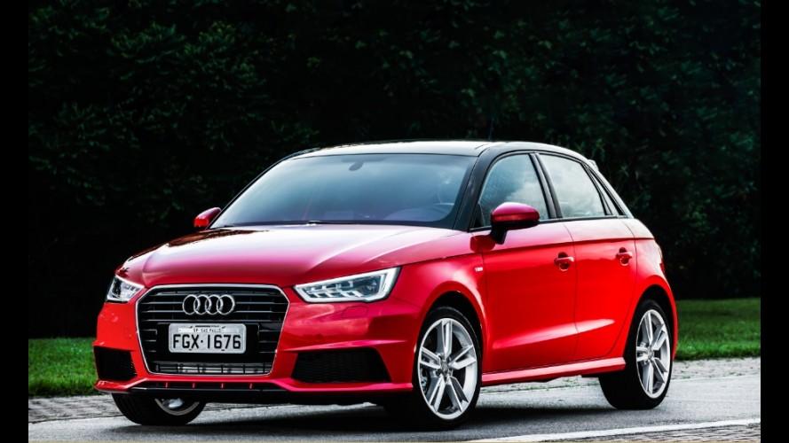 """Teste Rápido: Audi A1 Ambition 1.8 faz jus ao apelido """"foguetinho de bolso"""""""