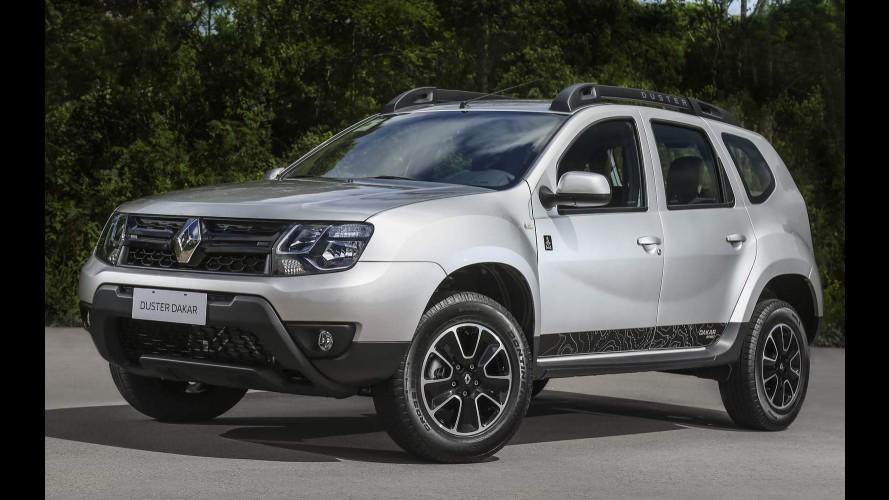 Renault Duster estreia série especial Dakar com preço inicial de R$ 71.480
