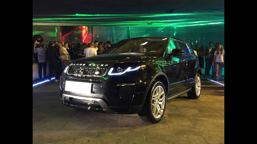 Range Rover Evoque nacional começa a chegar às lojas por R$ 224 mil