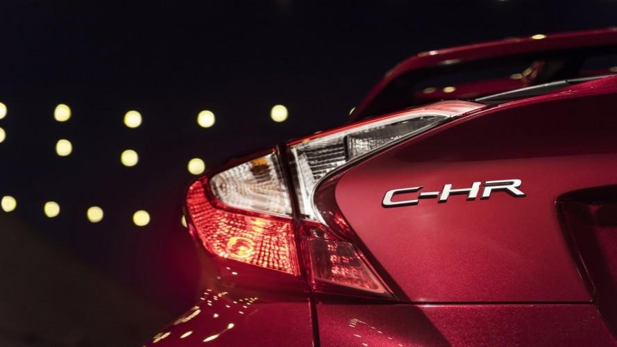 Atração do Salão de SP, Toyota C-HR estreará para os americanos em Los Angeles