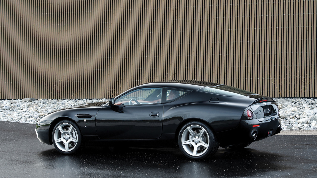 2003 Aston Martin Db7 Zagato 1732371
