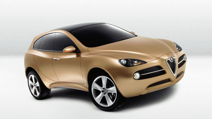 2003 Alfa Romeo Kamal: забытые концепт-кары