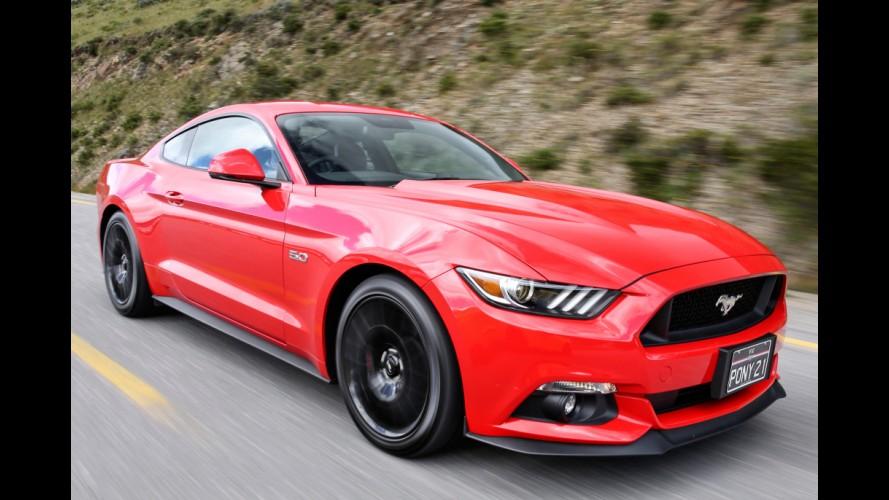 Forasteiro, Mustang surpreende e se torna esportivo mais vendido da Alemanha