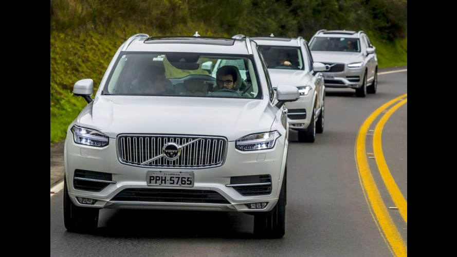 Recall: Volvo convoca novo XC90 no Brasil para reparar problema no ar-condiconado