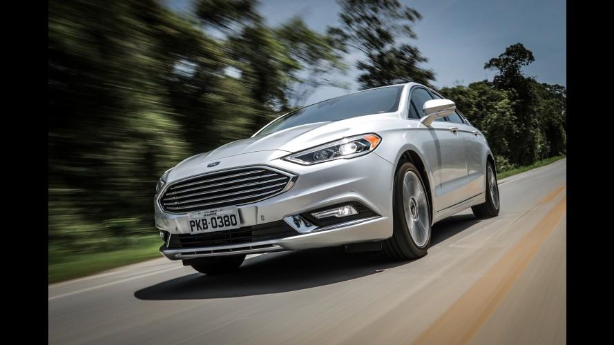 Teste: Ford Fusion 2017 evolui para manter o absolutismo