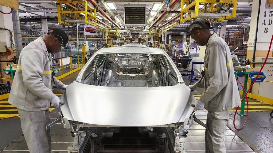 2017 Nissan Micra üretim