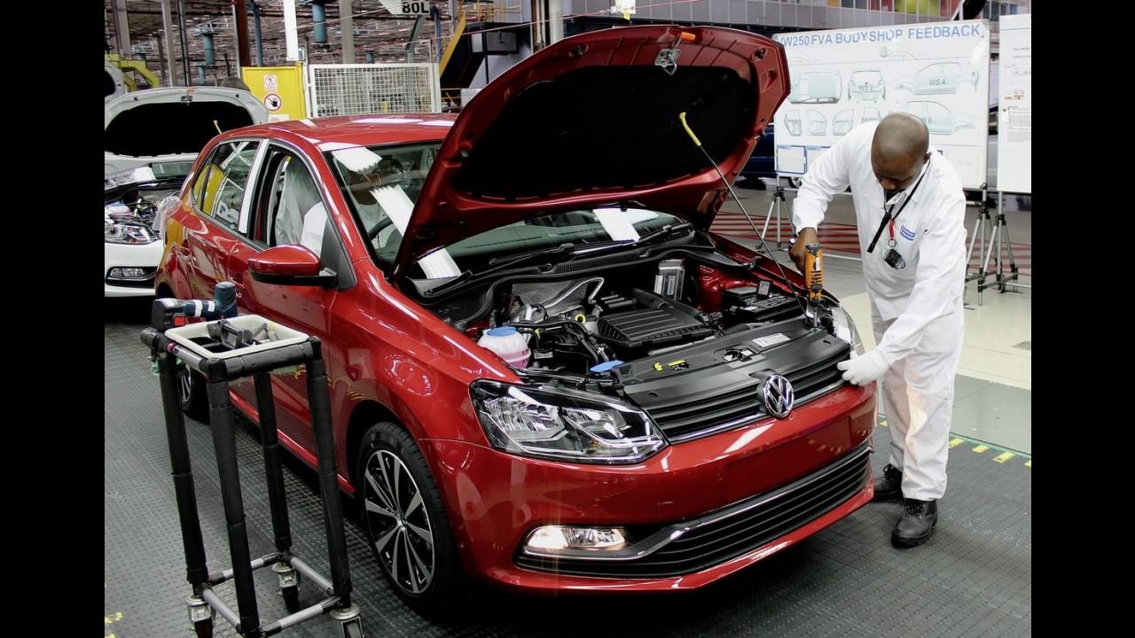 Volkswagen supera Toyota nas vendas globais do 1º semestre