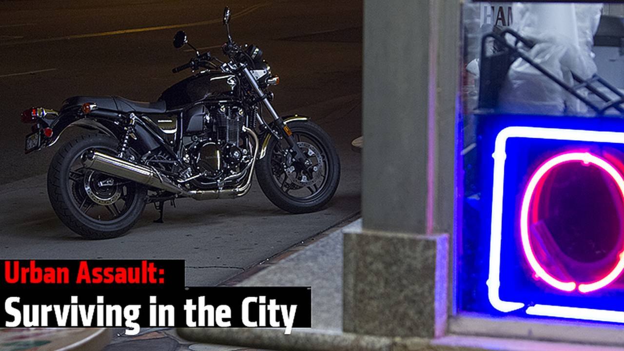 Urban Assault: Surviving in the City