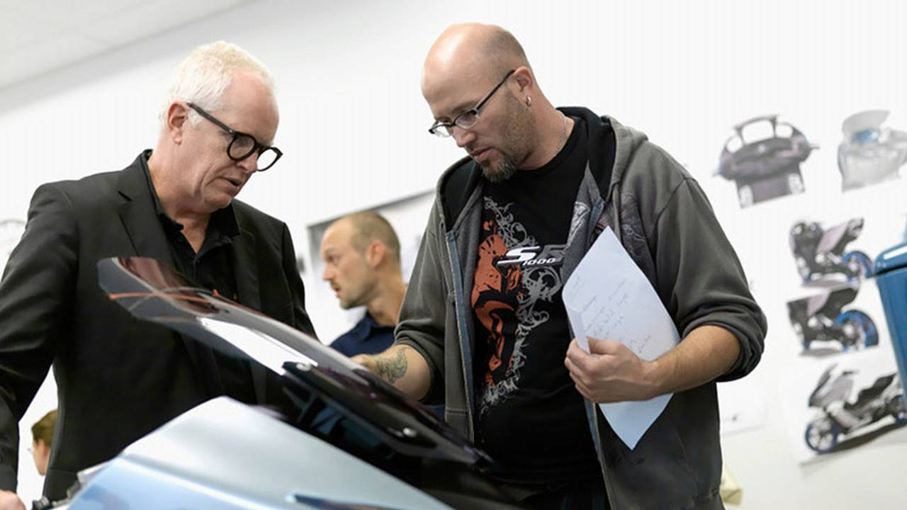 Robb out, Heinrich in at BMW design