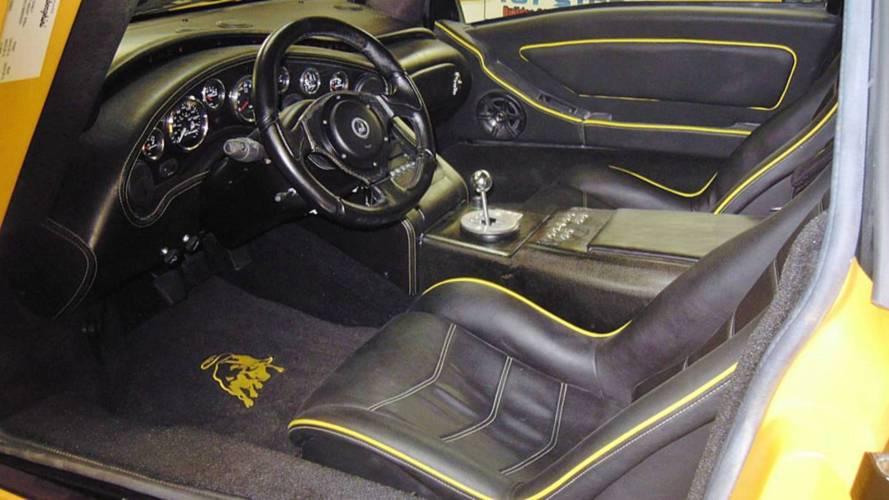 Lamborghini Diablo Replica de Craigslist