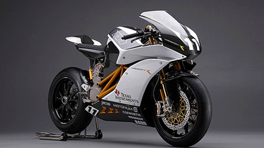 Inside the Mission R electric superbike