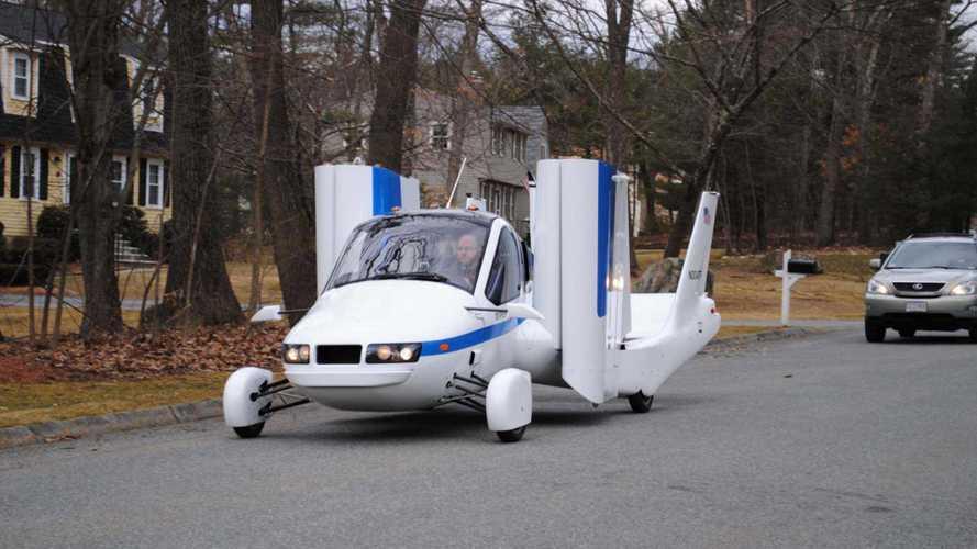 Terrafugia Transition, l'auto volante arriva nel 2019