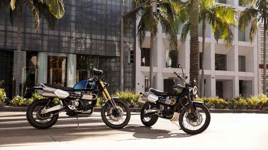 Meet The Triumph Scrambler 1200 XC And XE