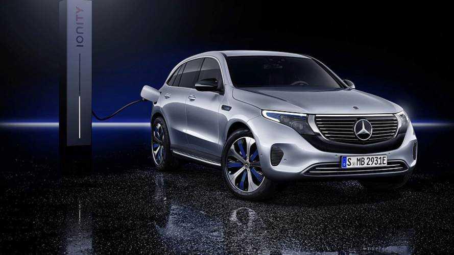 Mercedes, EQC'nin menzil verisinin değişebileceğini açıkladı