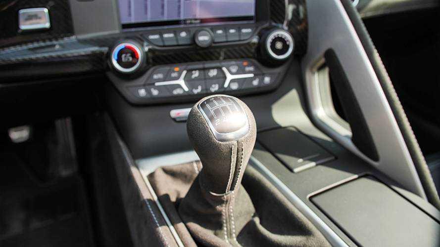 2019 Chevy Corvette Z06