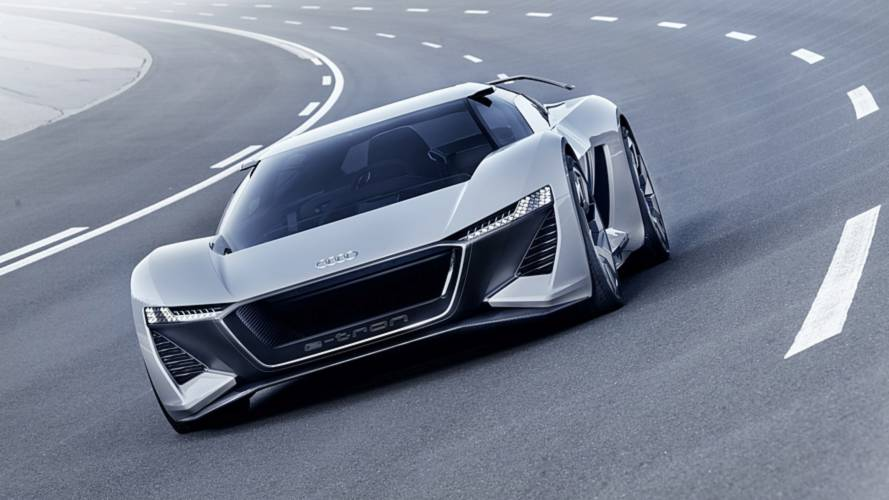 Audi PB18 E-Tron supercar confirmed for limited production