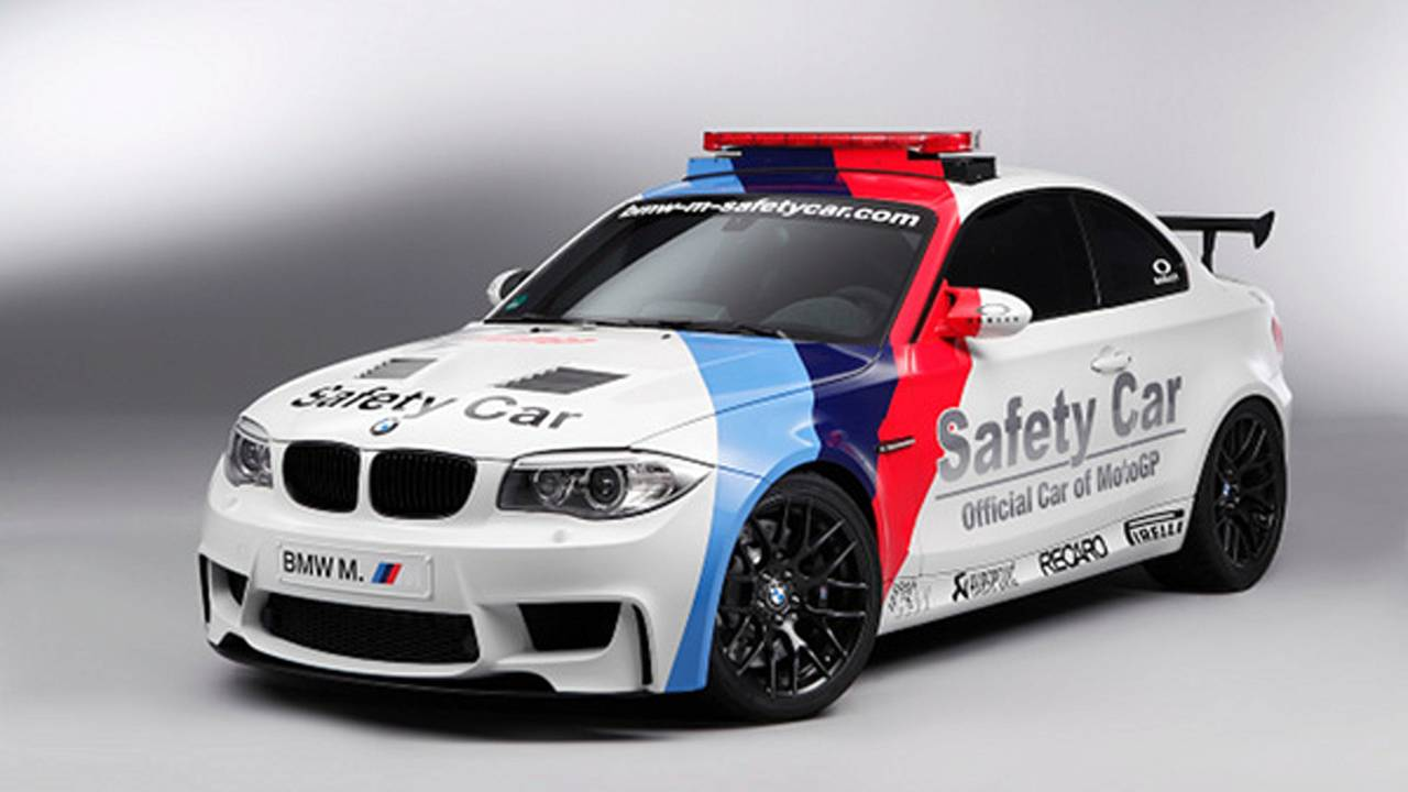 This is MotoGP's new safety car