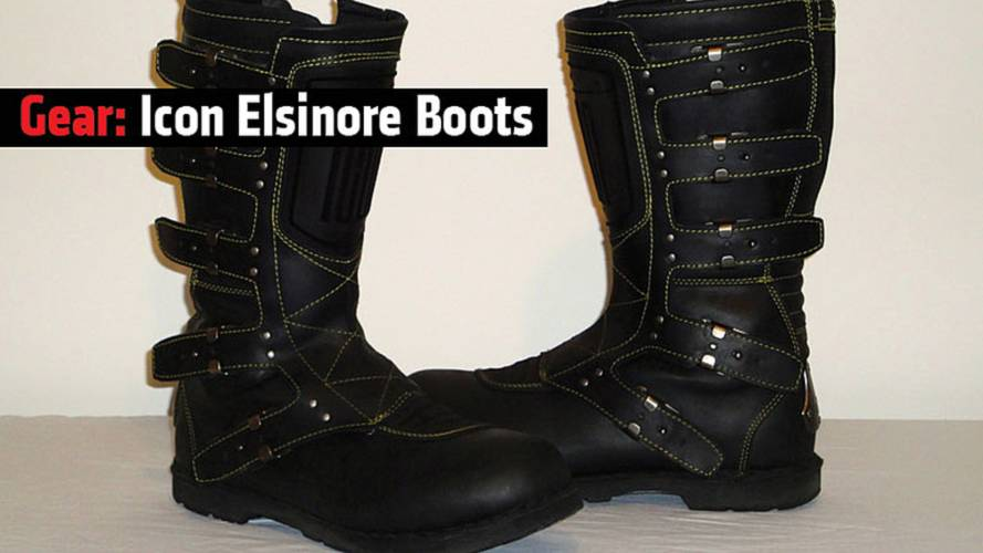 Gear: Icon Elsinore Boots