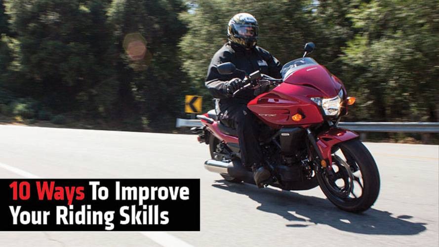 10 Ways To Improve Your Riding Skills