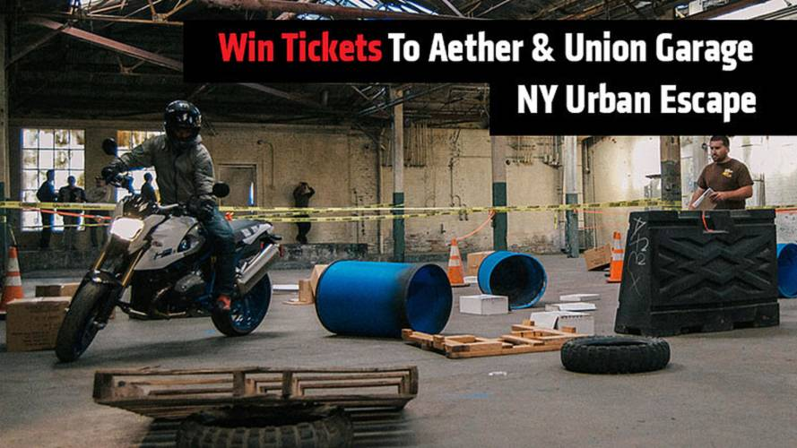 Win Tickets to Aether & Union Garage NY Urban Escape