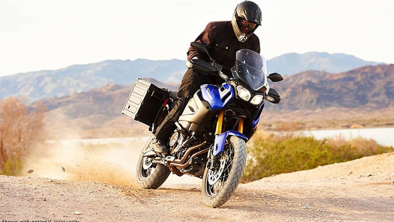 Review: 2014 Yamaha Super Ténéré
