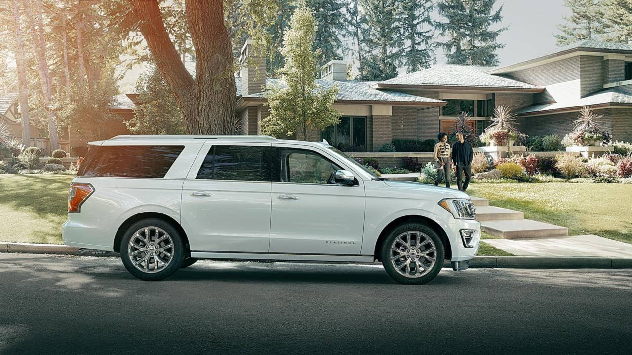 8. Full-Size SUV/Crossover: Ford Expedition