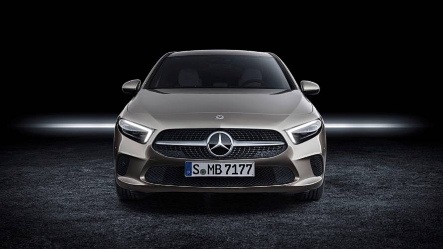 Baby Benz: Mercedes cooking new entry-level model for 2022?