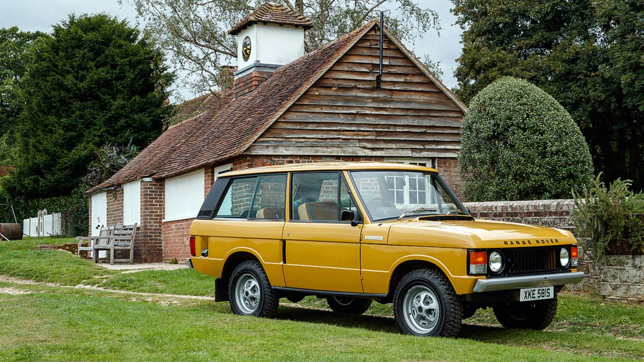 Jaguar Land Rover Classic: Reborn And remarkable