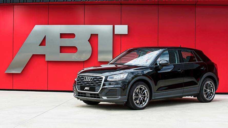 ABT Sportsline présente une version musclée de l'Audi Q2