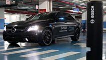 Daimler Bosch, parcheggio automatico