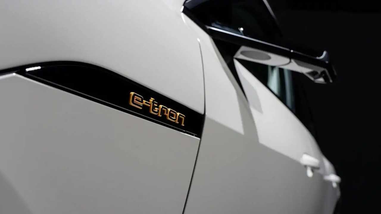 Audi e-tron resmi fotoğraflar