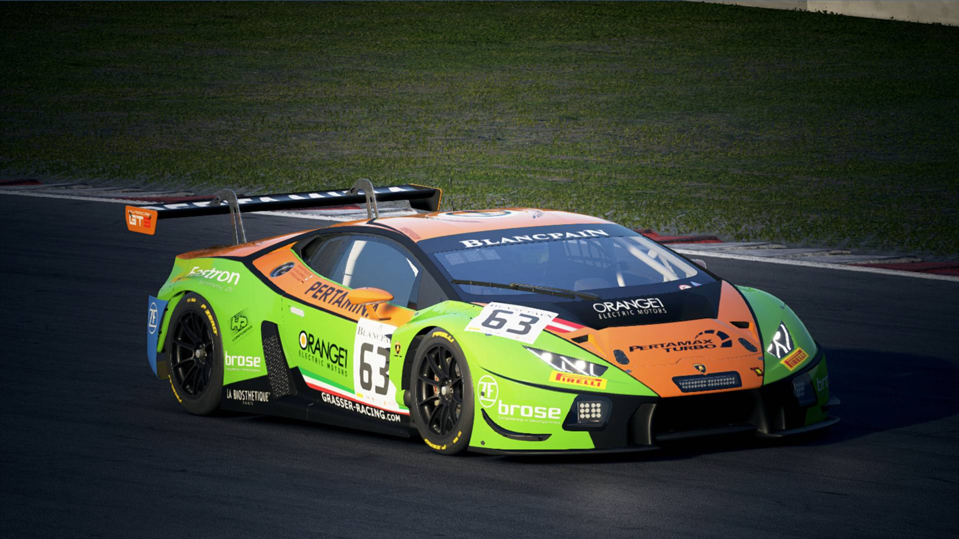 Assetto Corsa Competizione Looks Promising In Pre-Beta Release