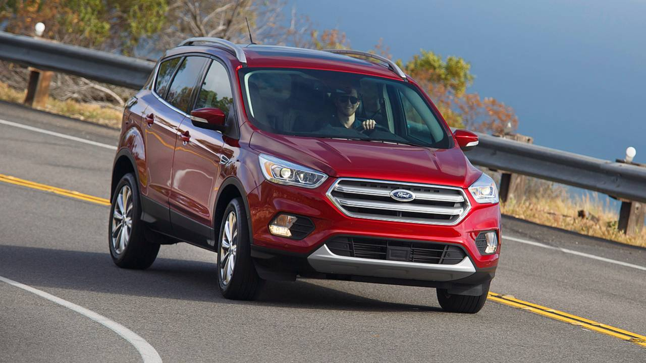 11. Ford Escape – $2,493-$3,448