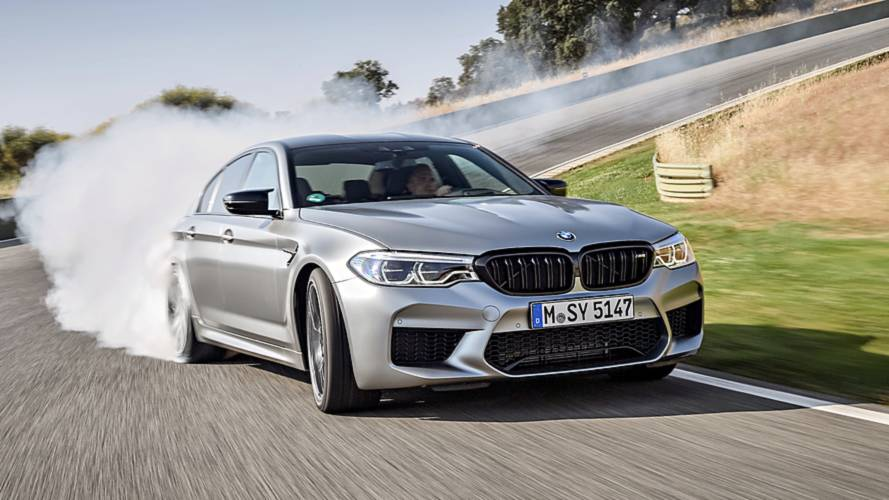 2019 BMW M5 Competition First Drive: A Little More Of Everything