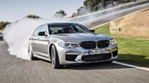 test bmw m5 competition 2018
