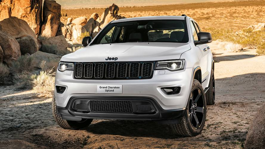 Jeep Grand Cherokee Upland, piatto ricco da 61.700 euro
