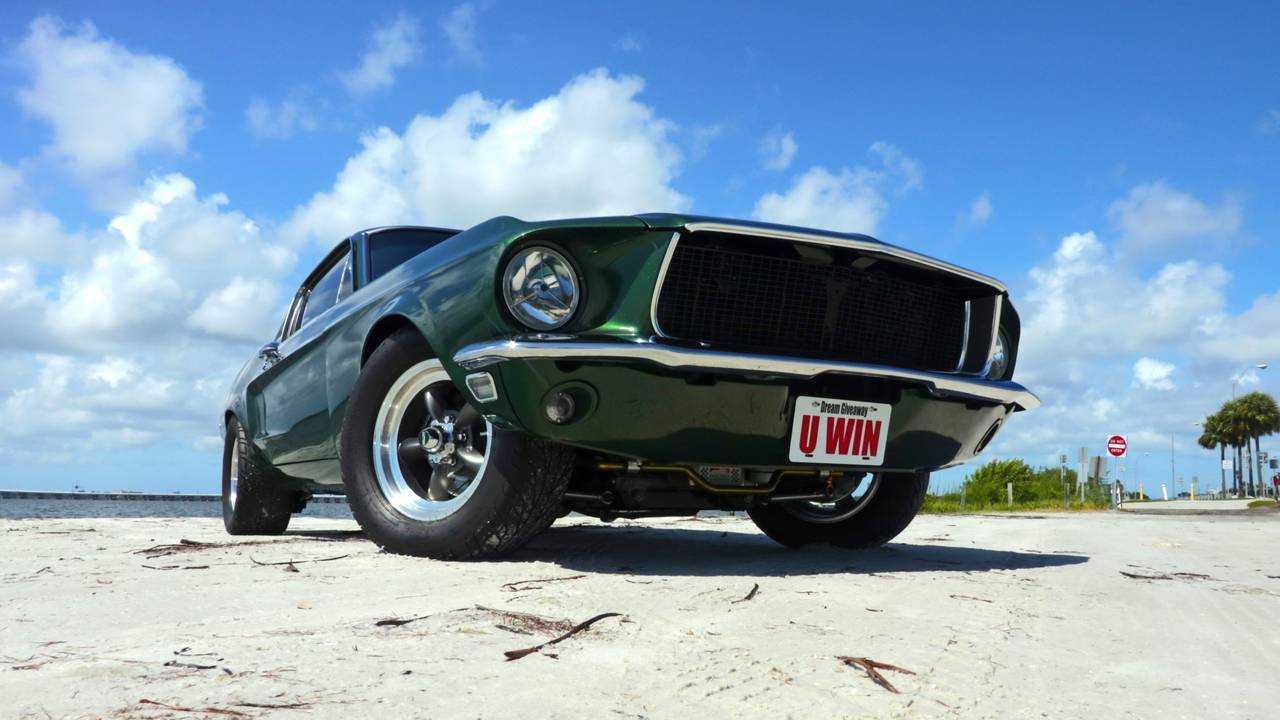 Bullitt Mustang Giveaway | Motor1 com Photos