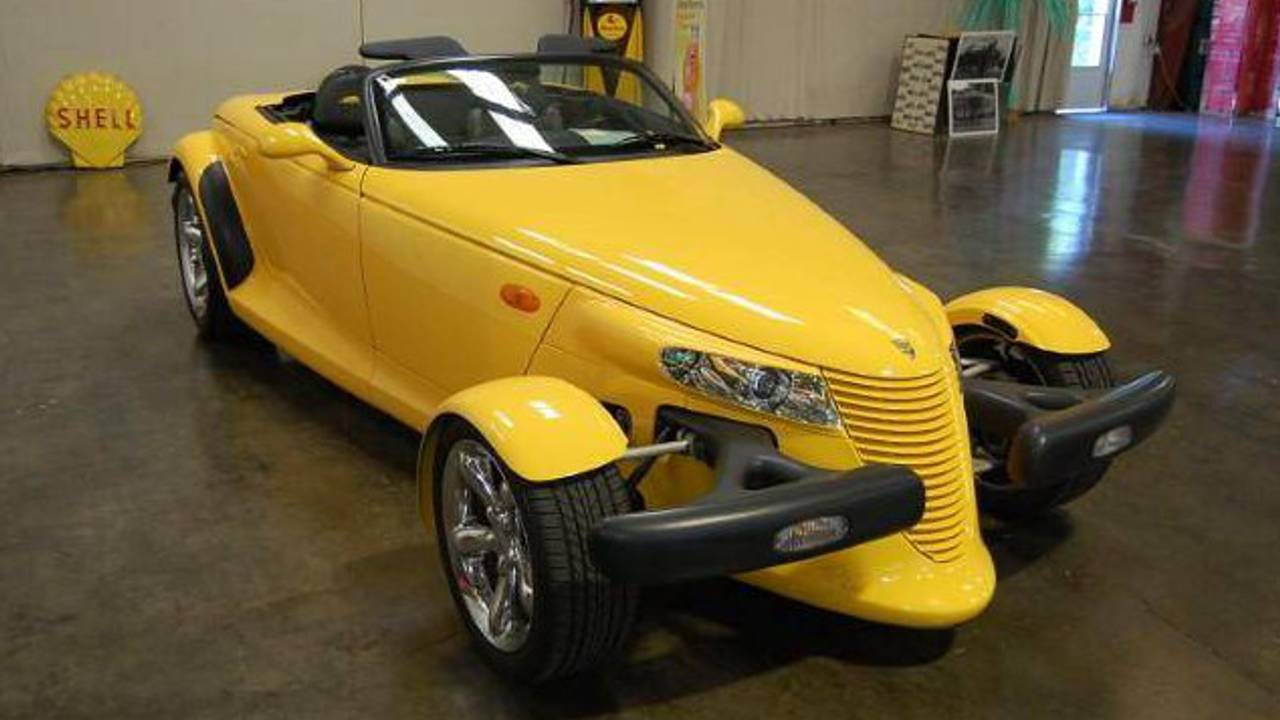 2000 Plymouth Prowler - $32,500