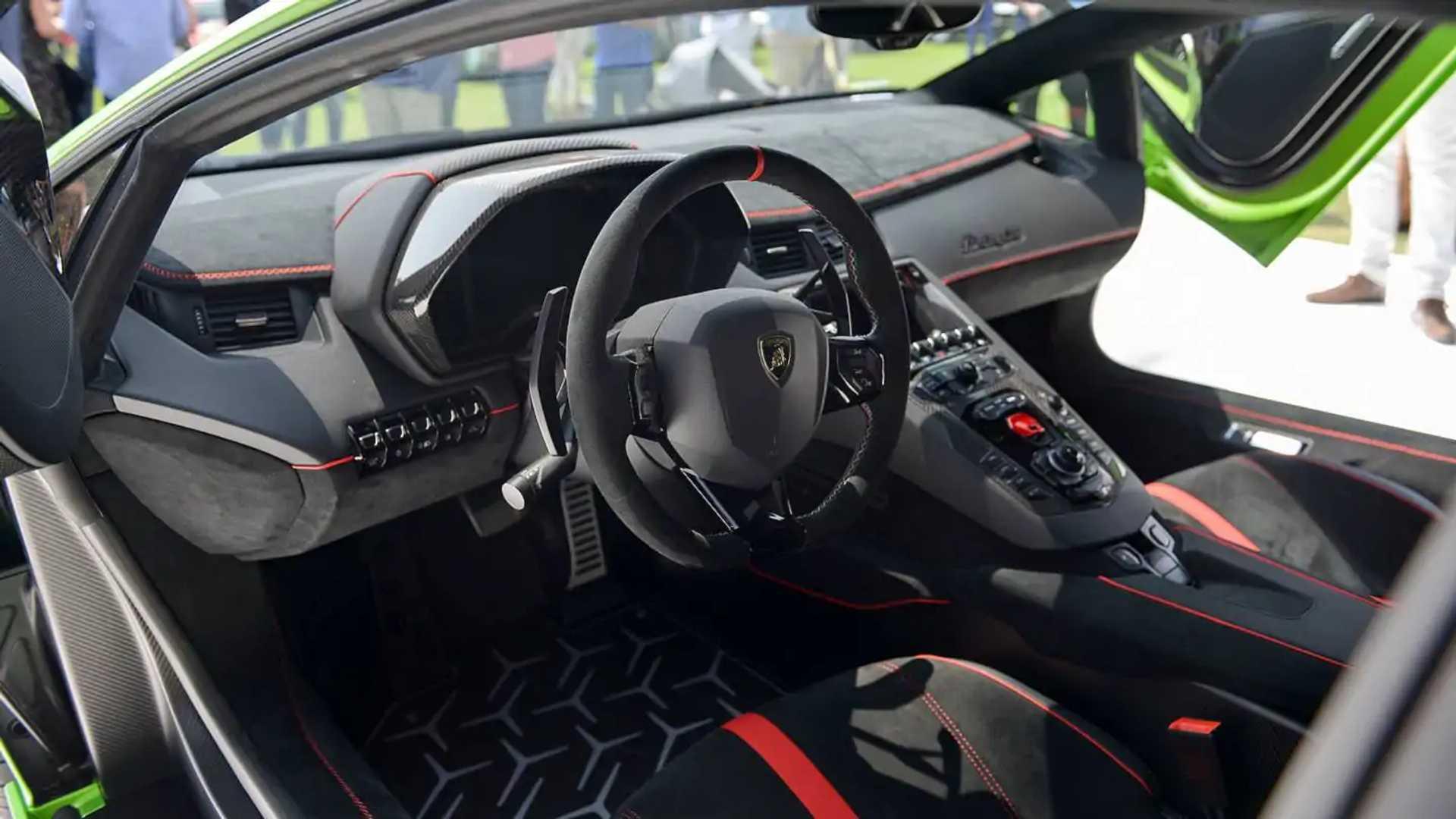 Lamborghini Aventador Svj 63 Looks Wild In Video Debut