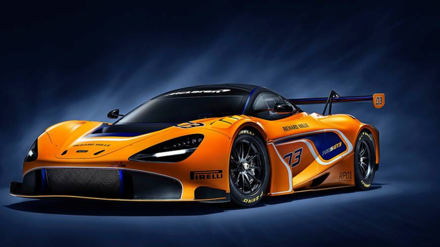 McLaren 720S GT3 Seeks To Dominate Race Tracks In 2019