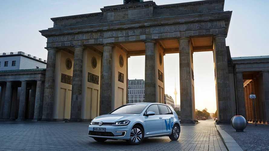 Volkswagen começa a abrir caminho para elétrico com aluguel