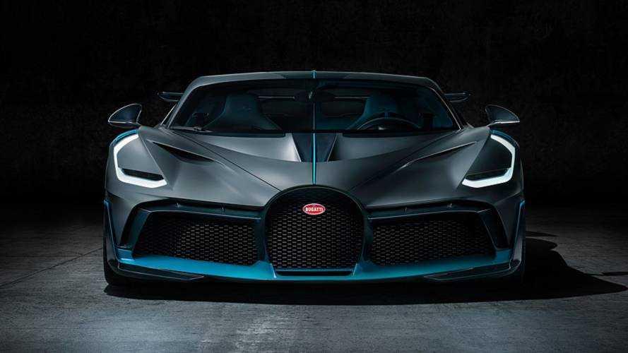 5 datos sorprendentes del Bugatti Divo que deberías conocer