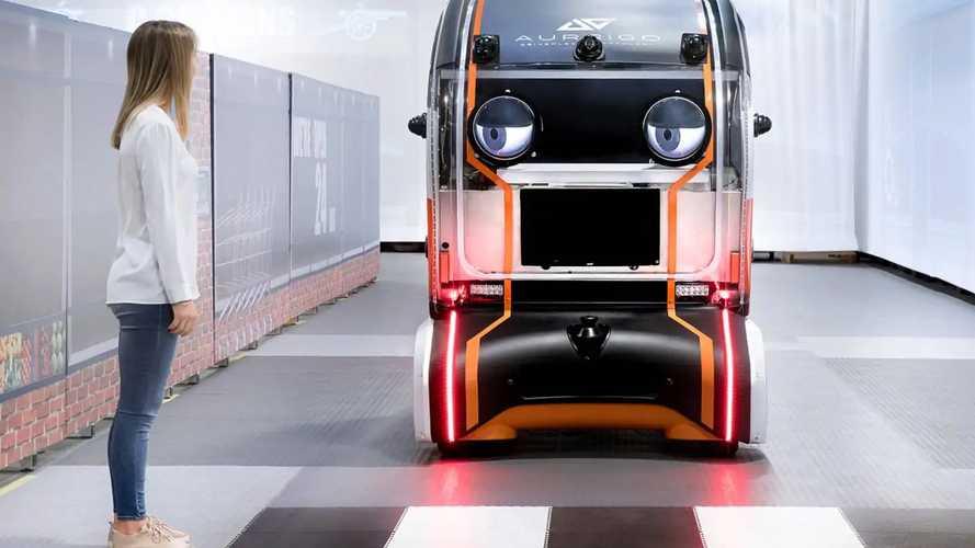 Jaguar Land Rover, prove di guida autonoma. Con gli occhi