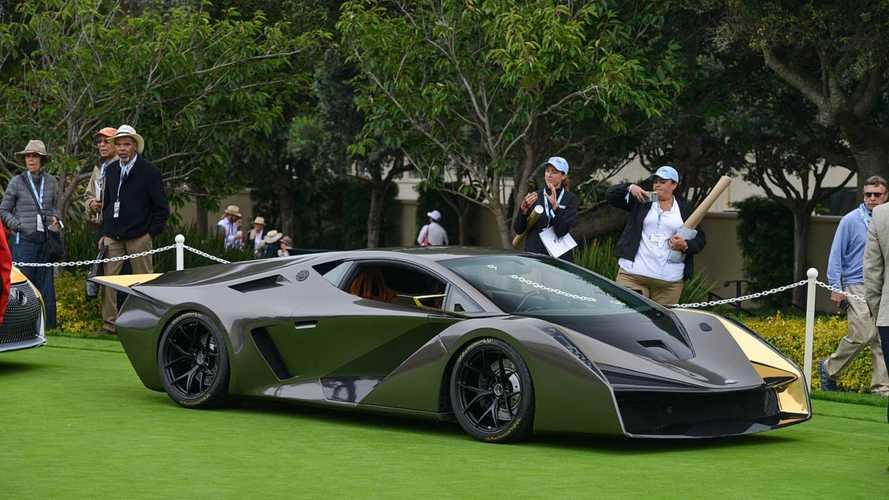 Salaff C2 - La plus originale des Lamborghini Gallardo