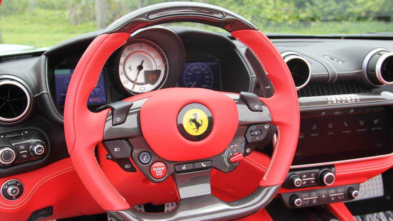 Ferrari Portofino Vs. McLaren 570S Spider