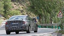 BMW Série 3 électrique photos espion