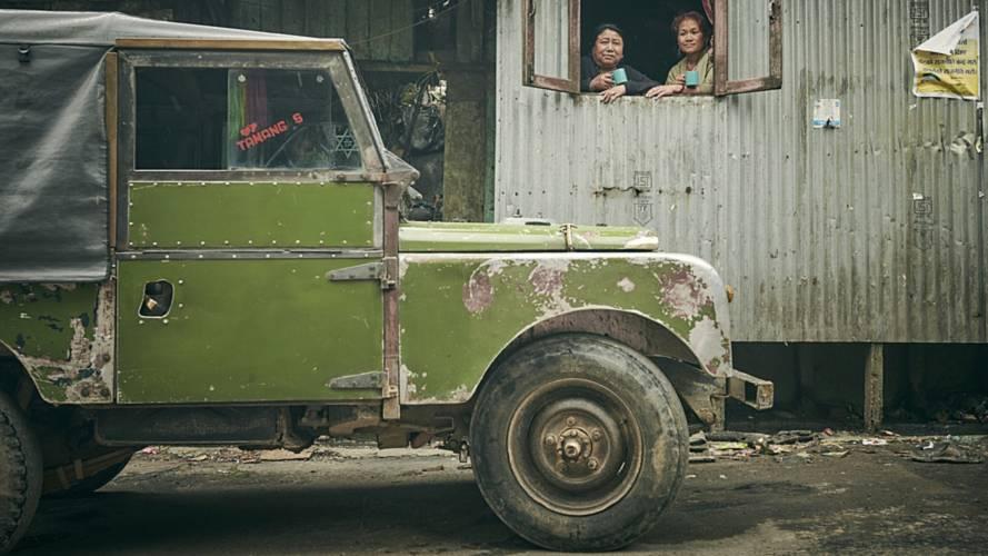 Land Rover of Land Rovers Himalayas