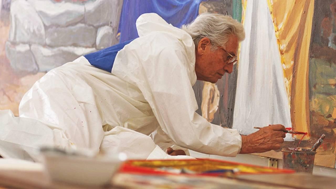 giugiaro pittore