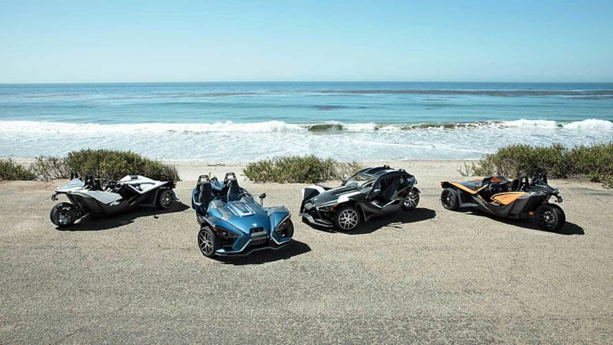 Polaris Announces 2019 Slingshot Lineup